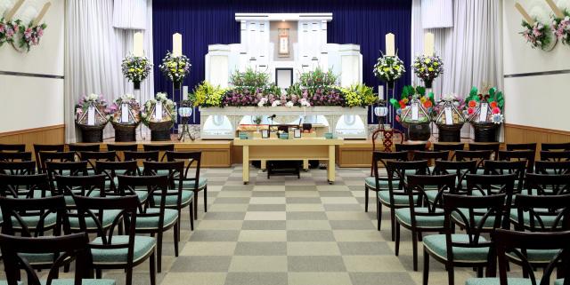 葬儀(みずほ最斎場)